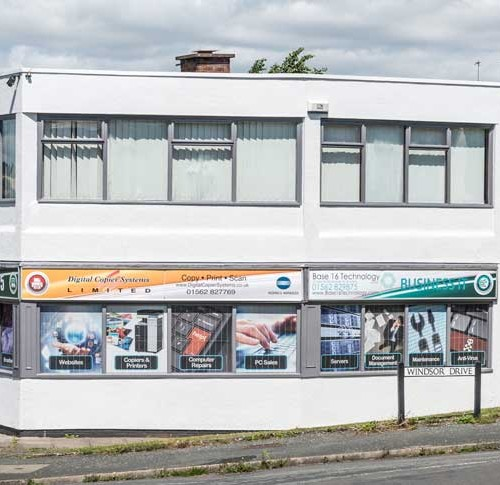 New face lift for the DCS Group Premises