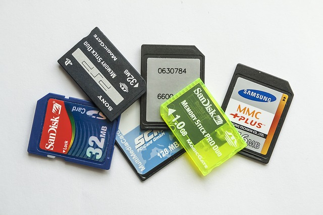Memory Cards for data recovery